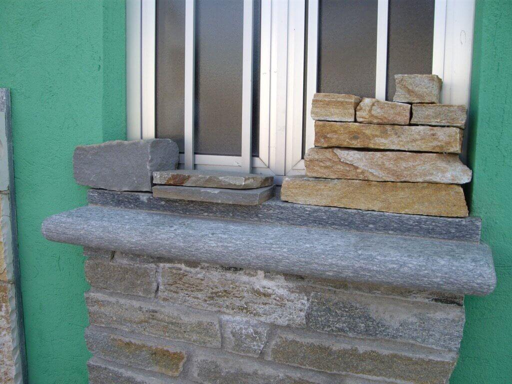 Rosi marmi - Davanzali finestre in pietra ...
